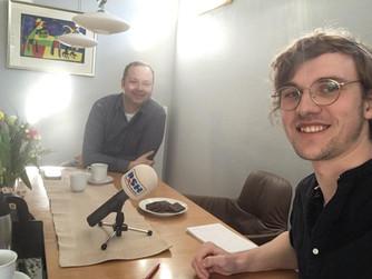 """DVHL Mitarbeiter und ehemaliger Freiwilliger im Interview bei """"Kreuz & Quer"""""""