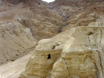 Israelische Archäologen finden weitere Höhle in Qumran