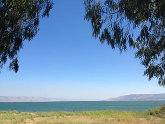 Israel will Wasser in See Gennesaret pumpen