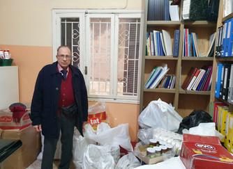1.500 Euro Nothilfe nach Explosion in Beirut