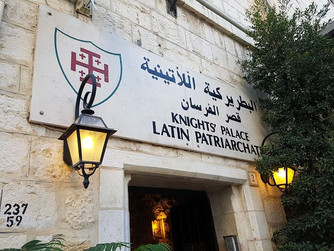 Christliche Religion als Prüfungsfach im Westjordanland