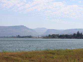 Wasserstand des See Genezareths so niedrig wie nie