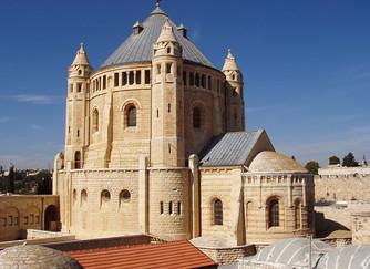 Dormitio-Abtei in Jerusalem kann jetzt saniert werden - Auswärtiges Amt, Deutscher Verein vom Heilig