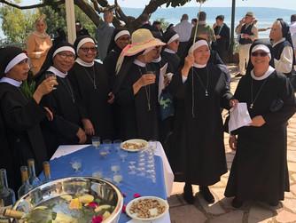 25 Jahre philippinische Schwestern in Tabgha