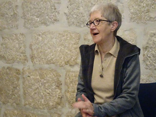 Beit Emmaus: Schwester Hildegard