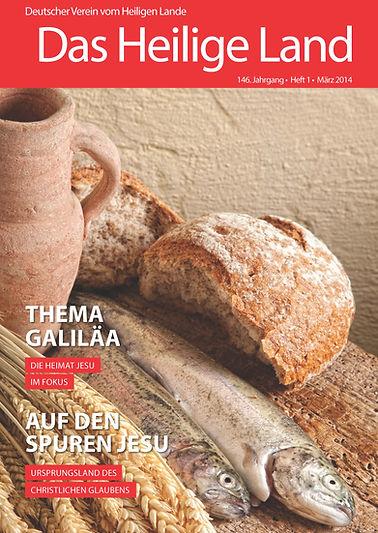 """""""Das Heilige Land"""" Thema Galiläa"""