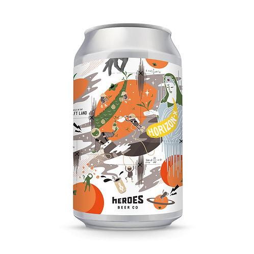 HORIZON-X Tangerine TGY Pale Ale 24-pack