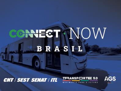 Empresas de transporte de passageiros já podem se inscrever para o Connect Now