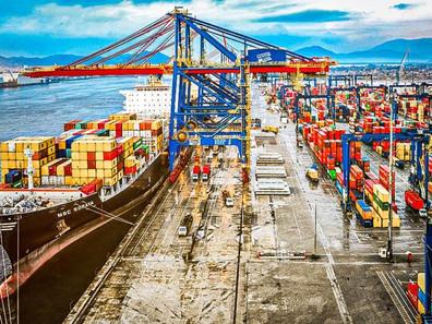 Melhores do ESG: hidrovias, portos e ferrovias investem na agenda verde