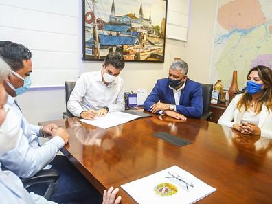 Autorizado o início das obras para modernização do Terminal Hidroviário de Alenquer