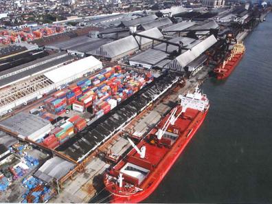 Movimentação portuária atingiu 296 milhões de toneladas no 4º trimestre de 2020, diz Boletim da ANTA