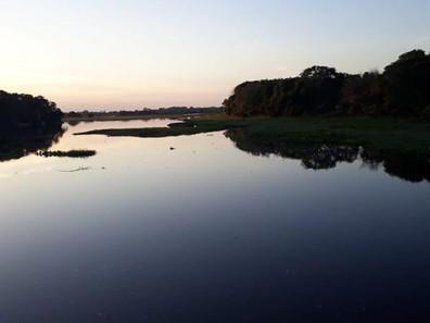 DNIT inicia serviços de manutenção na hidrovia do rio Paraguai