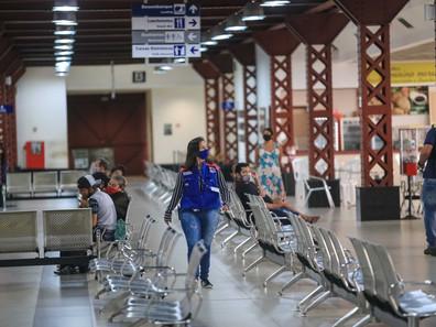 Movimentação no Terminal Hidroviário de Belém segue em queda com medidas restritivas