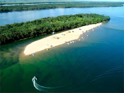 ANA classifica como crítico o volume de água na bacia do Rio Paraná