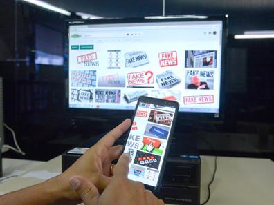 Pesquisadora alerta para propagação de notícias falsas no período eleitoral