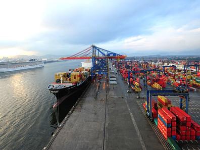 Porto de Santos movimentou 64,5 milhões de toneladas