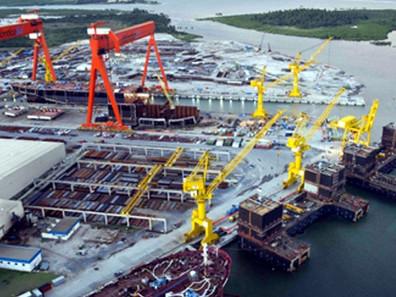 Embarcações de R$ 17,6 bilhões enferrujam em estaleiros