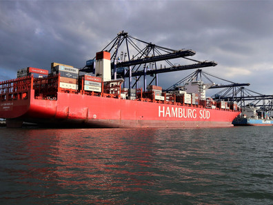 Portos do Paraná registram alta de 8% na movimentação até agosto