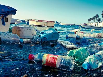 Especialista fala sobre sistema para recolhimento de resíduos plásticos flutuantes