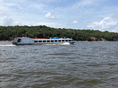 DNIT lança edital para monitoramento hidroviário do Rio Tapajós