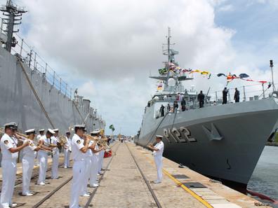 Marinha do Brasil celebra o Dia Marítimo Mundial