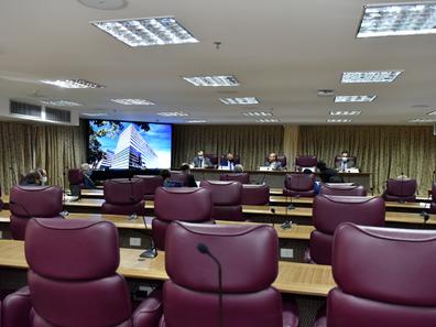 Representantes da navegação interior apresentam demandas na CNT