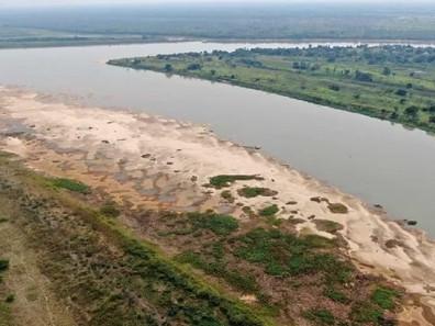 Chuva ainda não é suficiente para melhorar nível dos rios em MS, aponta Imasul