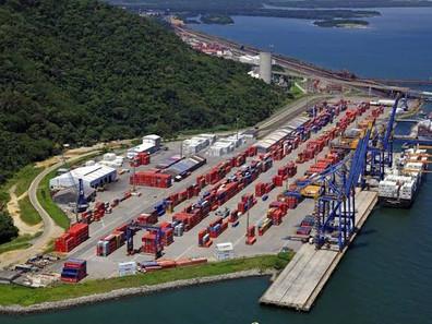 Movimentação portuária cresce 9,23% nos primeiros cinco meses de 2021, mostra painel da Antaq
