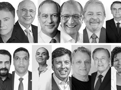 Conheça os programas de governo dos candidatos a presidente