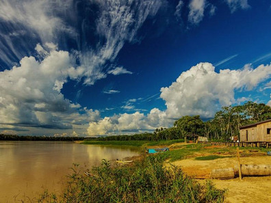 Após cheia recorde, níveis de rios no Amazonas começam a baixar