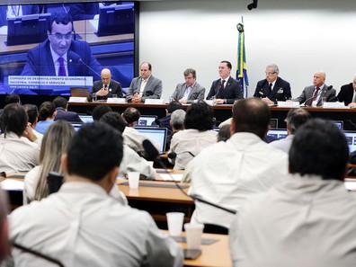 Comissão debate projeto que fixa preços