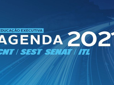 Sistema CNT promove webinar Agenda 2021