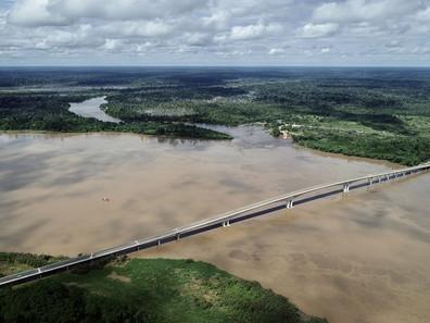 Com nova ponte, tempo de travessia entre Acre e Rondônia vai levar cinco minutos