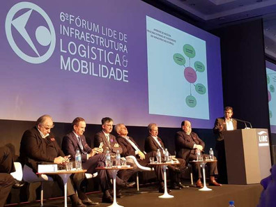 ANTAQ participa do 6º Fórum Lide de Infraestrutura, Logística e Mobilidade