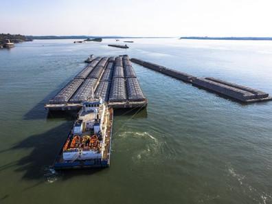 Empresa brasileira assume a operação das hidrovias do rios Paraguai e Paraná
