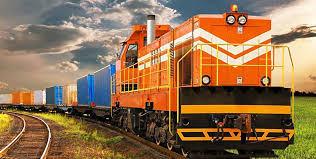 Volume de cargas transportadas por ferrovias cresce 10%
