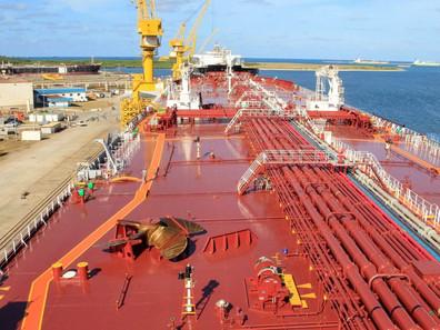 Porto do Açu assina acordo com Porto de Houston em meio a conflito comercial
