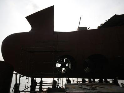2019 deve ser o ano de retomada do setor naval, diz executivo do BNDES