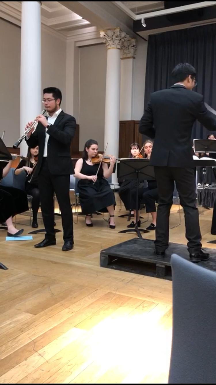 Oboe Concerto Concert
