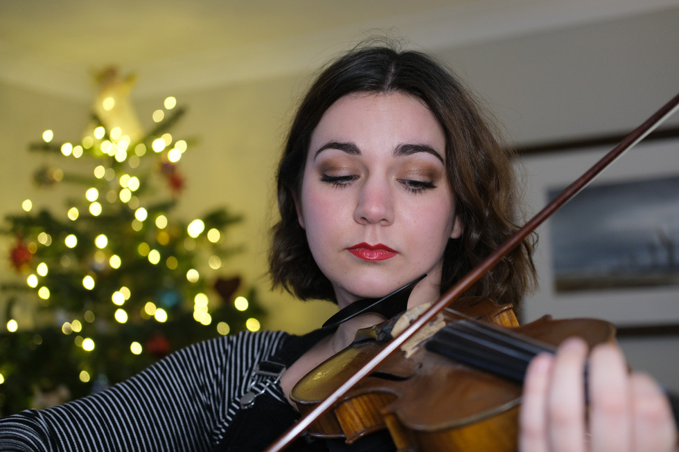 Christmas Video Recording