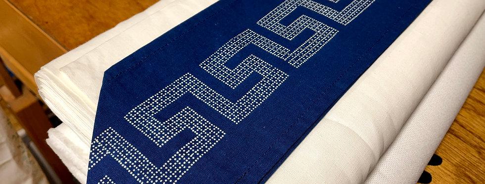 Blaudruck Tischband