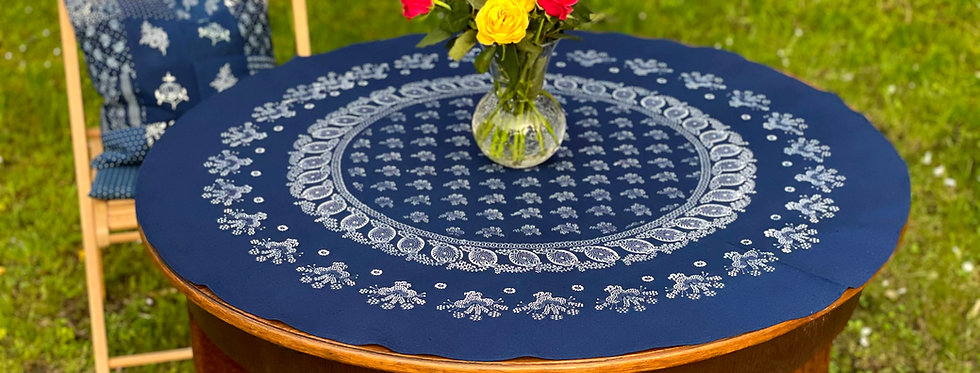 Tischdecke rund