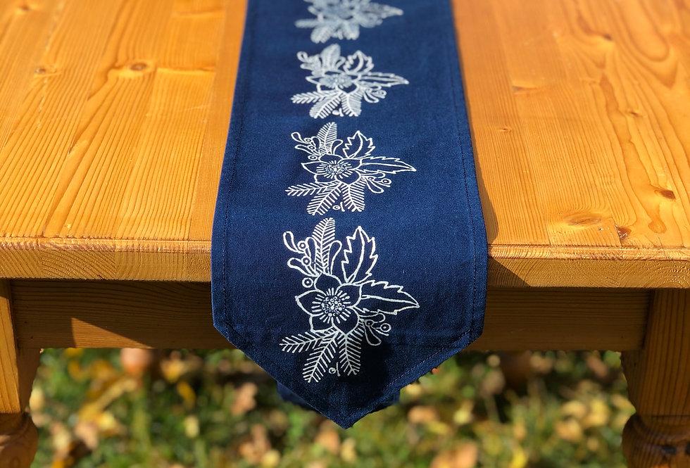Tischband Christrose