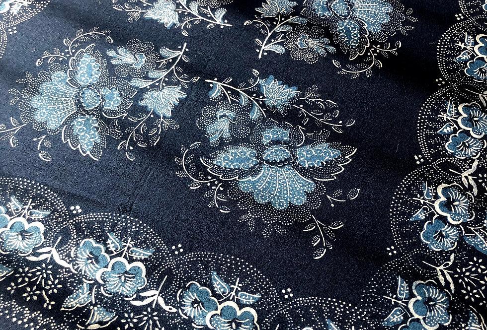 Blaudruck-Tuch