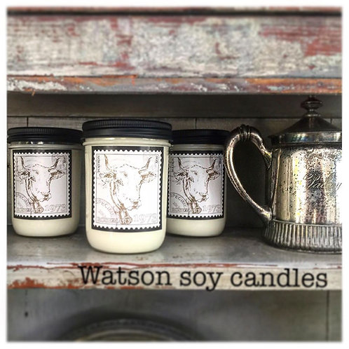 Watson Soy Candles