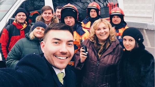 Совет молодежи, кгх, экскурсия в мос газ, молодежный совет комплекса городского хозяйства