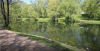 Сад усадьба Леоново
