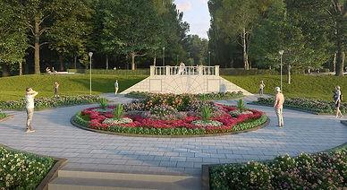 """Благоустройство парка """"Сада усадьбы Леоново"""""""