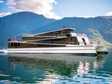 Sidersafari og fjord cruise