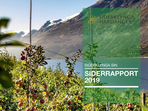 Siderrapport 2019